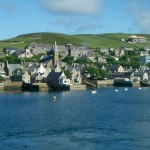 Stromness - Copyright ©2004 Rainer Brockerhoff